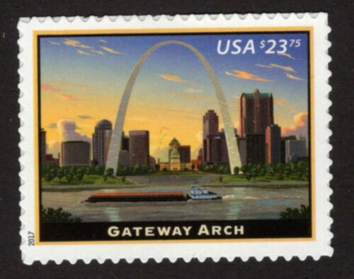 U.S. - 5157 - Gateway Arch - EXTRA FINE - Never Hinged