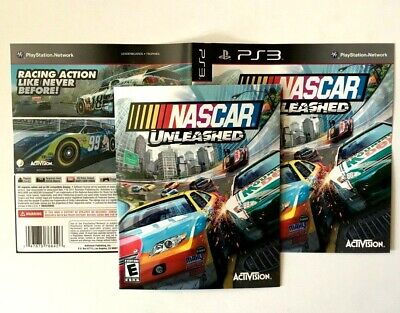 Usado, (MANUAL AND ARTWORK ONLY) (NO GAME) PS3 - NASCAR Unleashed comprar usado  Enviando para Brazil