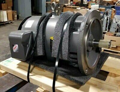 New Baldor 15 Hp Electric Ac Motor 460 Vac 3530 Rpm 254tdz Frame 3 Phase