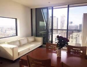 Furnished Master Room w/Ensuite & Balcony, 350 William St CBD Flemington Melbourne City Preview