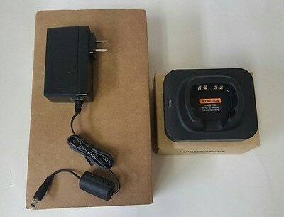 Motorola Nntn8860a Or Wpln7080a Impres 2 Single Unit Charger