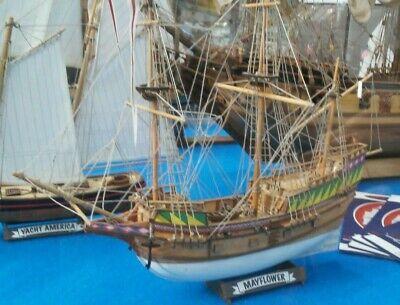 COREL SM103 BARCA Modello nave Galeone inglese MAYFLOWER scala 1:140