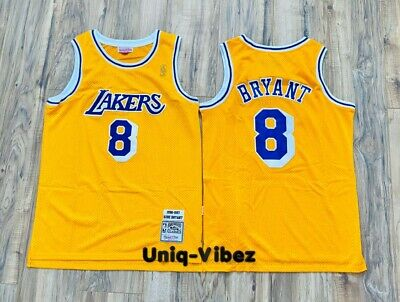 Kobe Bryant #8 Hardwood Classics NBA All-Star Jersey 1996-97 Lakers S-2XL