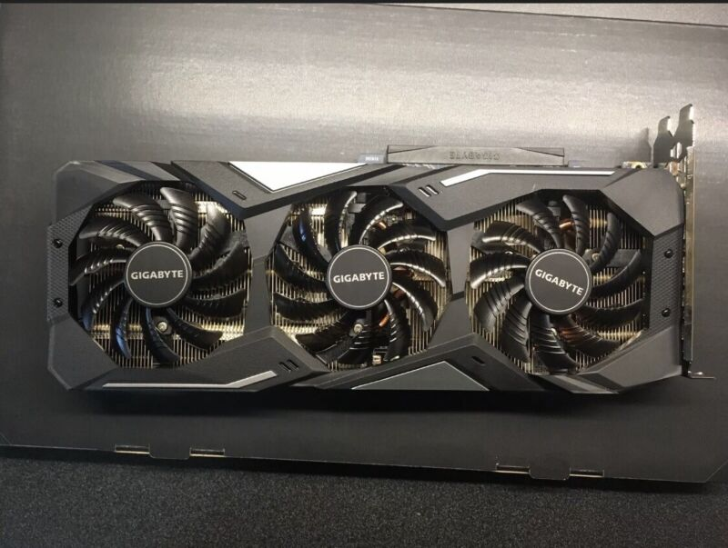 GIGABYTE AMD RADEON RX 5700XT WINDFORCE 8GB GDDR6  Graphics card
