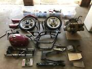 Honda CB750 Unfinished Project Cafe Racer Caringbah Sutherland Area Preview