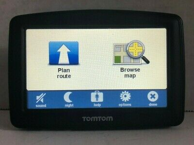 """TomTom XL GPS 4ET0.052.01 Touchscreen 4"""" Screen  with USB"""
