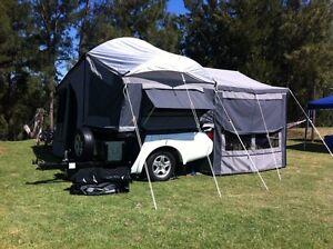 Tent camper trailer Glenmore Park Penrith Area Preview