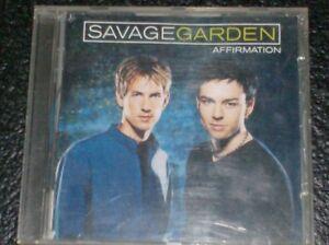 Savage Garden Affirmation 1999 Hold Me I Knew I Loved You Crash And Burn Ebay