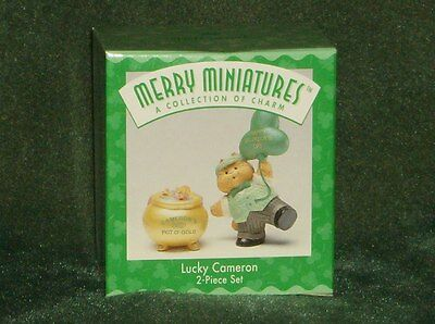 Hallmark Merry Miniature 1996 Lucky Cameron - NEW