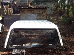 Dual cab hilux canopy Morayfield Caboolture Area Preview
