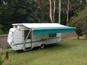 2000 Windsor Windcheater with Bunk Beds Port Macquarie Port Macquarie City Preview
