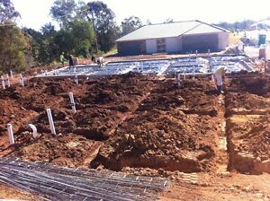 Burpengary bobcat excavator hire Burpengary Caboolture Area Preview