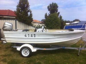 Side console four stroke quintrex Greenfields Mandurah Area Preview