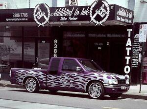 Holden rodeo custom mini truck Werribee Wyndham Area Preview