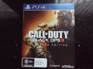 Call of Duty Black Ops 3 Hardened Edition for PlayStation 4 Cambridge Park Penrith Area Preview