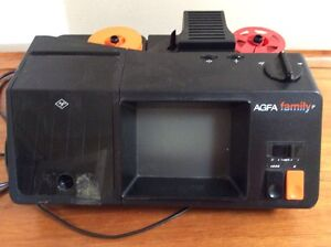 Working - Rare - Vintage AGFA Family Movie Reel Player - $100 Willetton Canning Area Preview