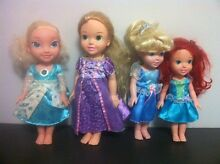 Disney toddlers dolls $30 big Elsa sing and light up Plumpton Blacktown Area Preview
