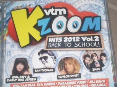 VtmKzoom HITS 2012 VOL. 2 - Back to school!  Will I Am, Tom Dice, Martin Solveig