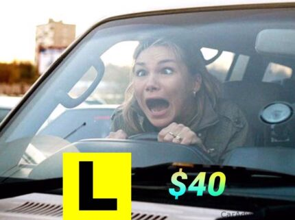 NERVOUS? Terrified of DRIVING? I guarantee you driving freedom! $40