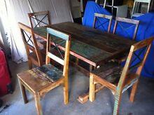 6 SEATER DINING TABLE SET Innes Park Bundaberg City Preview