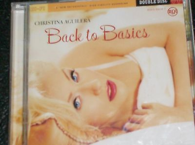 CHRISTINA AGUILERA - BACK TO BASIC (2 CD with bonus video)