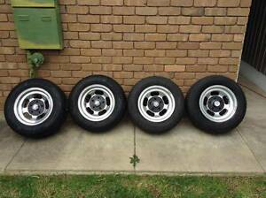 ROH 14inch Jelly Bean mags Holden HQ Bolt pattern. Aberfoyle Park Morphett Vale Area Preview