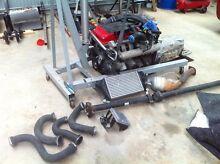 Fg xr6 turbo running gear Burnie Burnie Area Preview