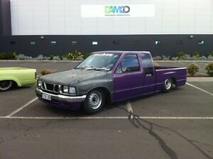 Mini truck bagged rodeo project swap/sell Tullamarine Hume Area Preview