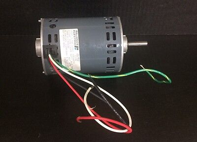 Reliance Electric 13 Hp Motor Kp-m330-bos 115v 60 Hz 3450 Rpm