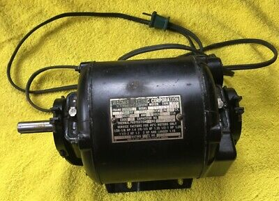 Vintage Wagner Electric Motor 14 Hp 1725 Rpm Good Running