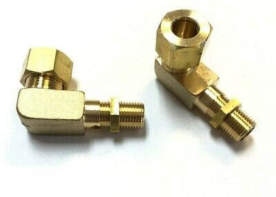 Unloader Valve 516 Tubing Tf038300aj Air Compressor Parts Tf Tk Tx Pumps