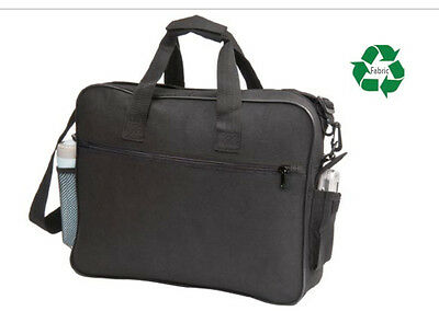 Recycled Laptop Portfolio, Briefcase Organizer Bags Light Weight Bag
