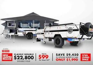 ALL NEW - 2020 Black Series Classic Double (Double Fold) Acacia Ridge Brisbane South West Preview