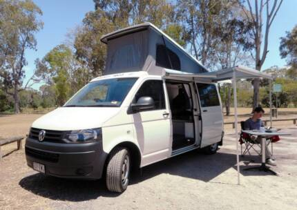 Elevated roof, VW T5 / T6 Transporter Campervan pop-top fitted Geebung Brisbane North East Preview