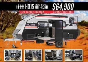 Black Series HQ15 Luxury Off Road Caravan GIC 15ft Acacia Ridge Brisbane South West Preview