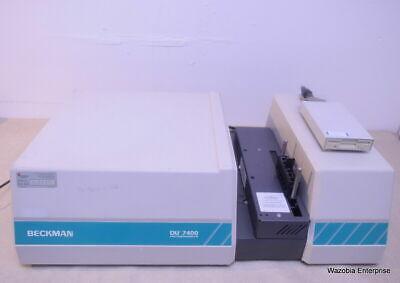 Beckman Model Du 7400 Spectrophotometer