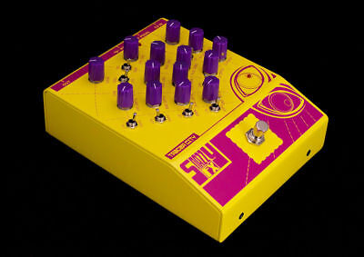 Snazzy FX/Tracer City/GUITAR EFFECTS PEDAL BEST OFFER by Erica (Best Synth Pedal Guitar)