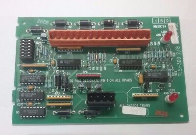 Veeder-root Tls 300 28 Probe Interface Module 330008-005 Gilbarco Tokheim