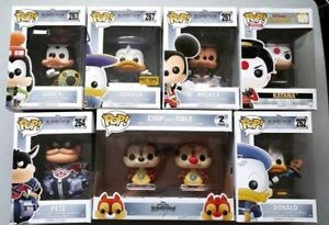 Kingdom Hearts Funko Pop