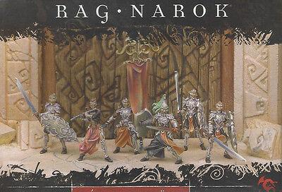 Confrontation/Rackham Cynwäll Befehlsstab RK09003 ALCYEM01 Box NEU !