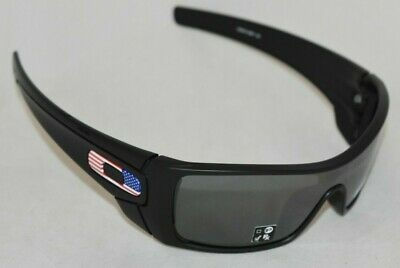 Oakley SI USA Batwolf OO9101-5927. Black w/ Prizm Black Lens. New In Box