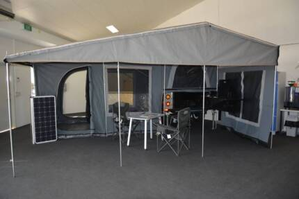 Ready to go - Off Road Camper Package - PMX Camper Trailers Wanneroo Wanneroo Area Preview
