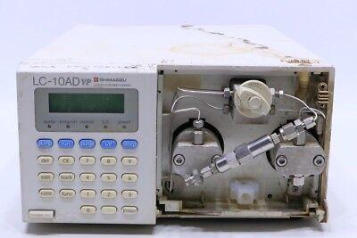 Shimadzu Lc-10advp Lc-10ad Vp Liquid Chromatograph