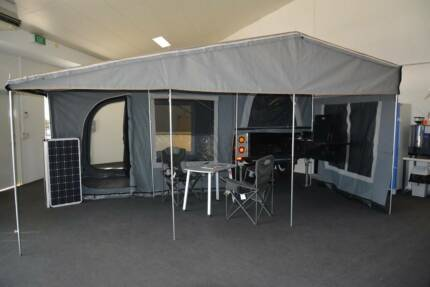 Demo Sale - Plated up & Ready. Off Road Soft Floor PMX Campers Wangara Wanneroo Area Preview