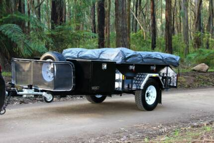 Buckland LX Camper Trailer - PMX Camper Trailers Wangara Wanneroo Wanneroo Area Preview