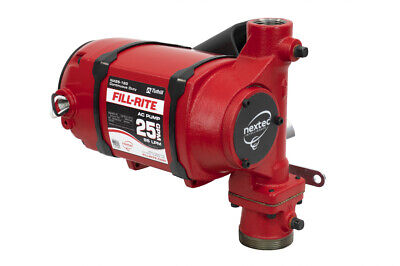 Fill-rite Nx25-120nb-px Fuel Pump - Pump Only