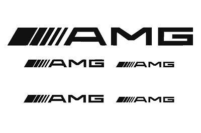 10x Aufkleber AMG Bremssattel Sticker Tuning Mercedes Benz C63 Auto Vinyl