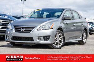 2013 Nissan Sentra SR LIQUIDATION NAVIGATION/MAGS17''/BACKUP CAM