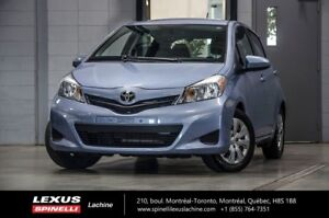 2014 Toyota Yaris HB 5 PORTES AUTOMATIQUE **RESERVE / ON-HOLD**