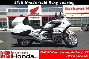 2018 Honda Gold Wing Touring! Air Bag! Heated Seats! 7-in Nav! B